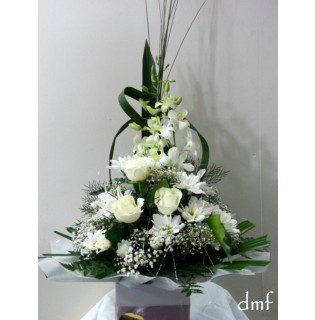 Custom Made Flowers