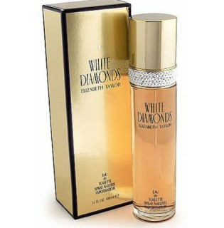 White Diamonds EdT By Elizabeth Taylor