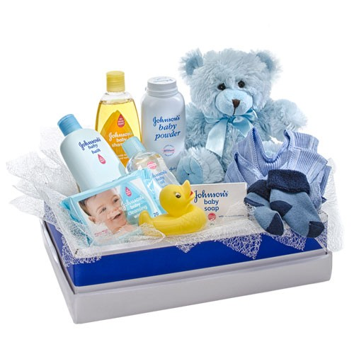 Baby Gift Hampers Townsville : Cuddles for him