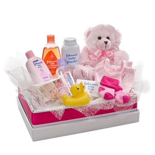 Baby Gift Hampers Townsville : Cuddles for her
