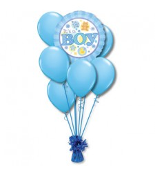 Boy Balloon Bouquet