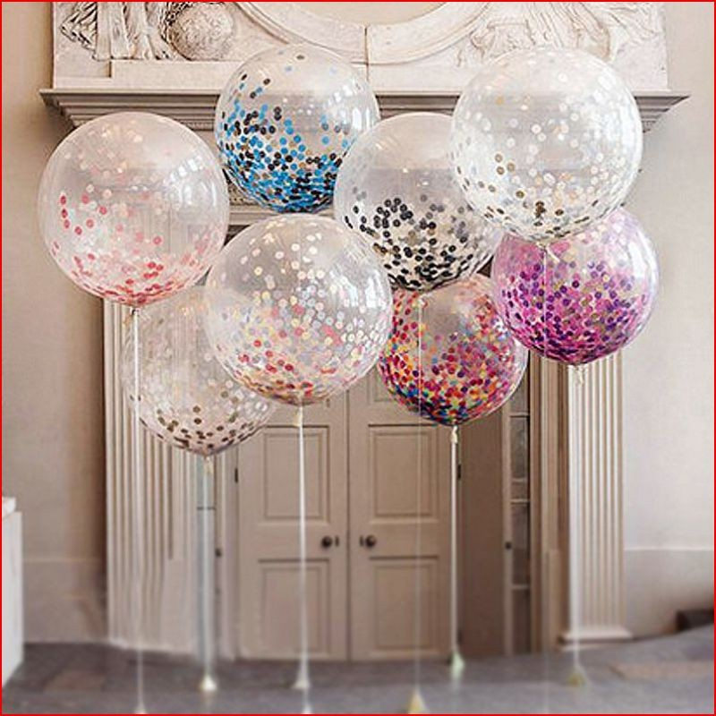 Balloon Bouquet Ideas No Helium